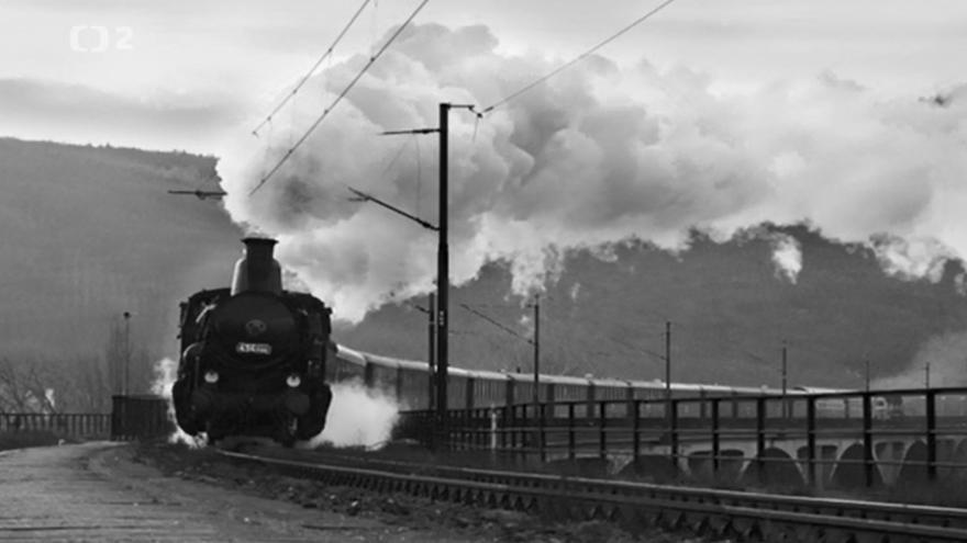 Video Tajemství železnic - Vlakem po Praze