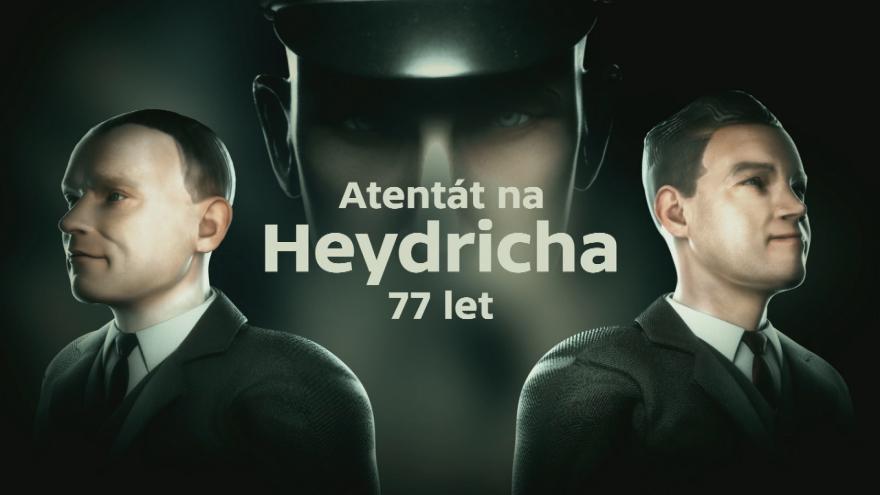 Video 90' ČT24 - Operace Anthropoid – 77 let poté
