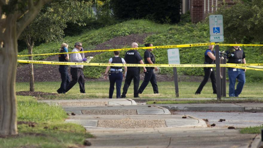 Video Střelba ve městě Virginia Beach