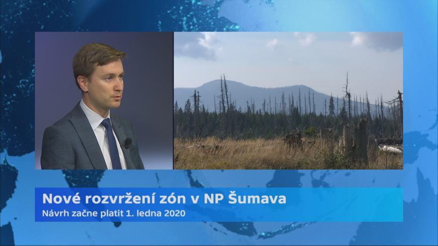 Video Nové rozvržení zón v NP Šumava