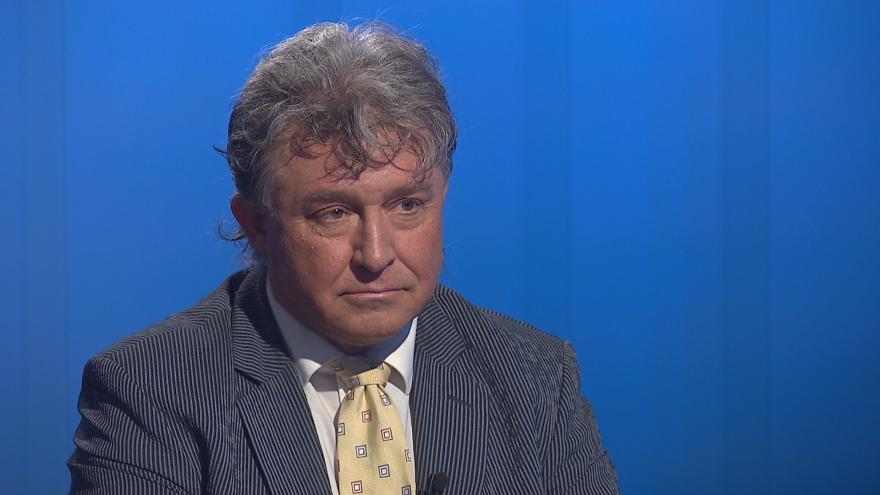Video Poslanec Jiří Dolejš (KSČM) v Interview ČT24
