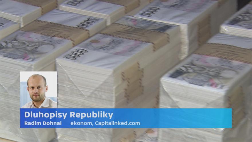 Video Šéf Capitalinked Dohnal: U dluhopisů jde spíše o marketing