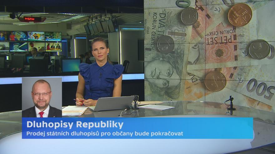 Video Bartošek (KDU-ČSL): Dluhopisy jsou správná cesta, ale ještě lepší je si nepůjčovat
