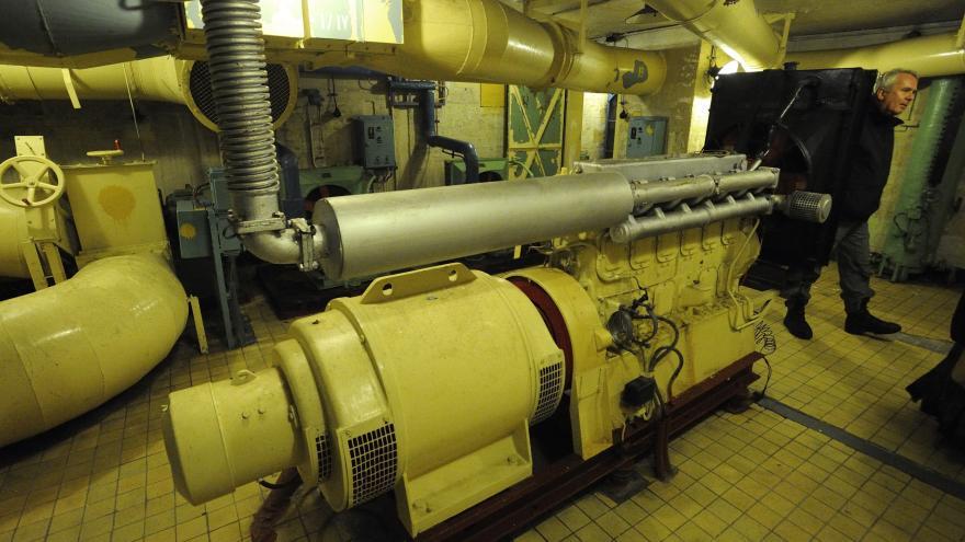 Video UVR: Muzeum Atomu je bez elektřiny a zavřené