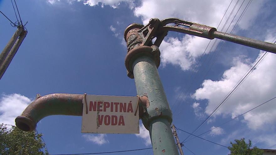 Video Sucho snižuje zásoby pitné vody. Hlavně na jihu Moravy