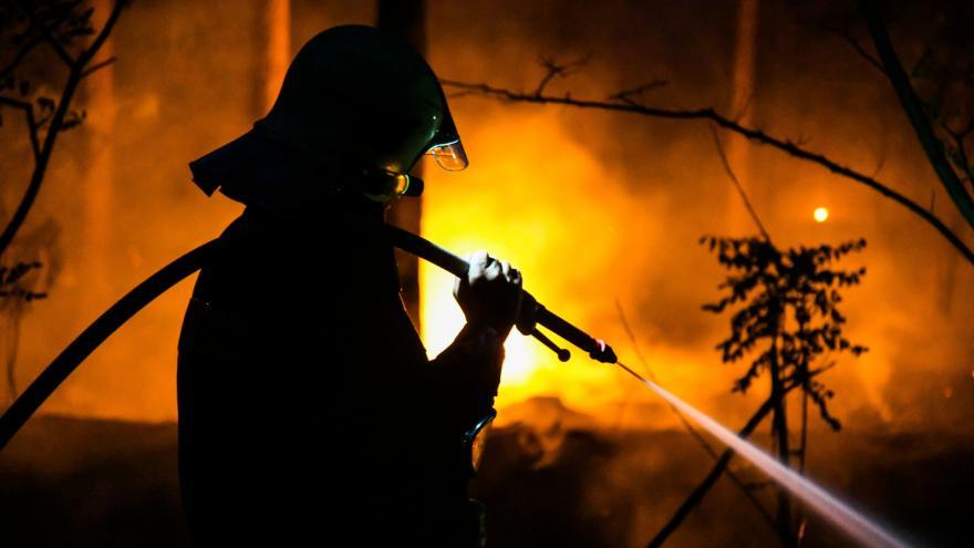 Video Události ČT: Zájem o práci u dobrovolných hasičů upadá