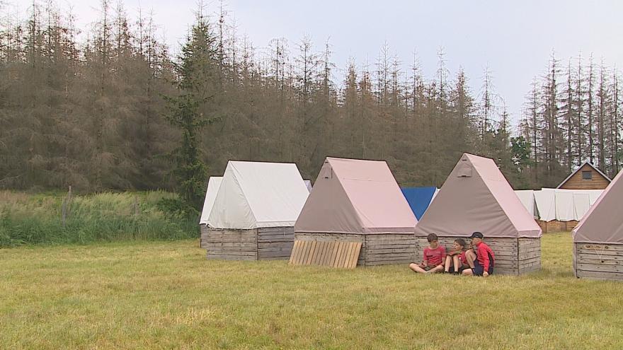 Video 90' ČT24 - Prázdniny na táboře – jak to bude letos?