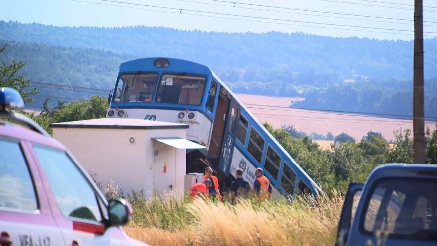 Video UVR: Nehod na přejezdech přibývá