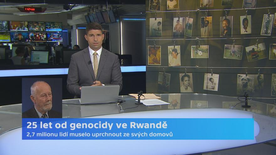 Video 25 let od genocidy ve Rwandě