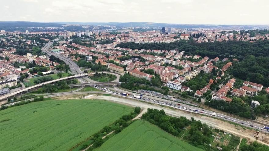 Video Stavba velkého městského okruhu zkomplikuje brněnskou dopravu