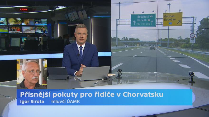 Video Chorvatská policie od srpna zpřísňuje postihy