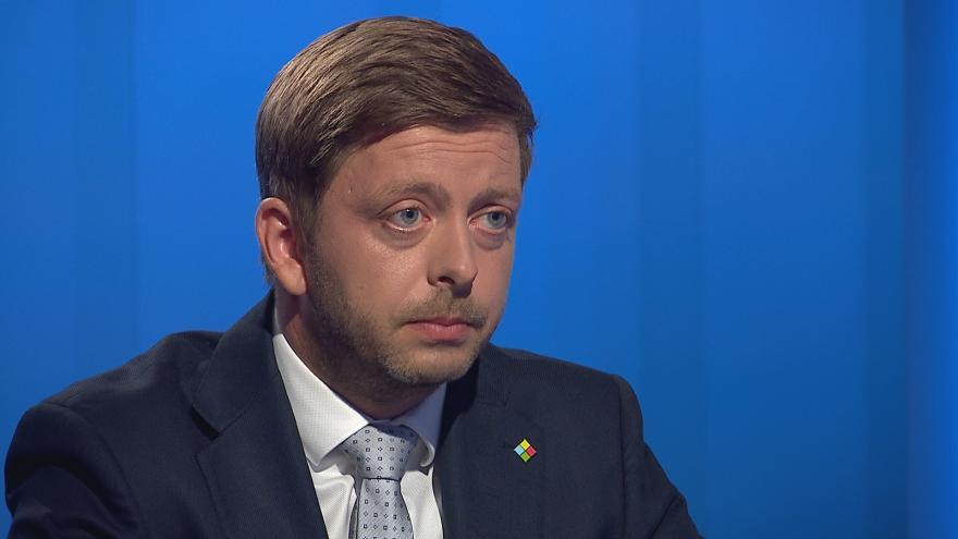 Video Interview ČT24: Vít Rakušan věří spolupráci opozice