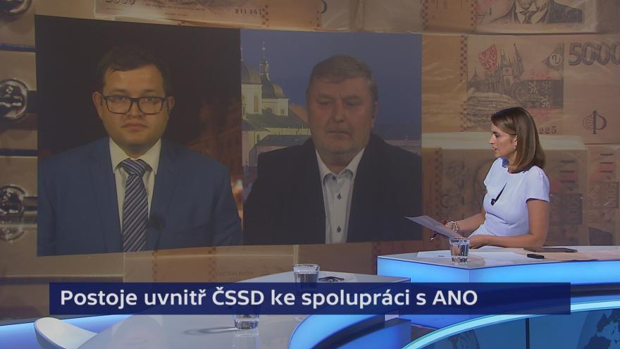 Video Události, komentáře: Spory v koalici kvůli rozpočtu na příští rok