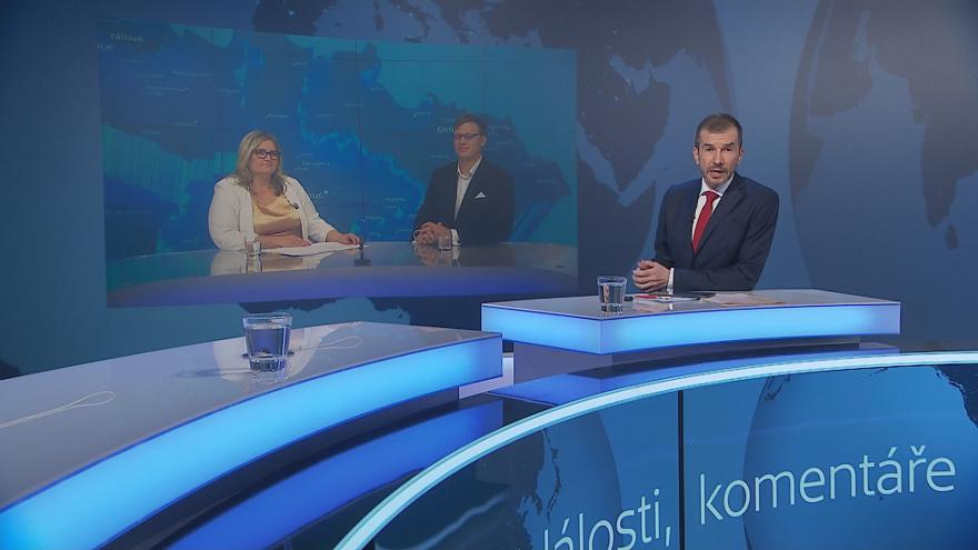 Video Události, komentáře: Žalostný stav silniční sítě v Česku