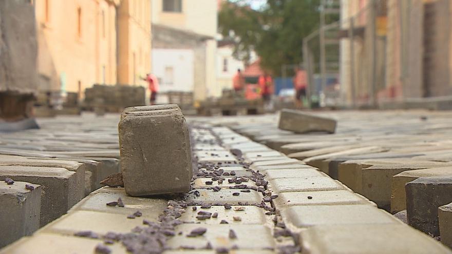 Video Historické centrum Znojma čeká novinka