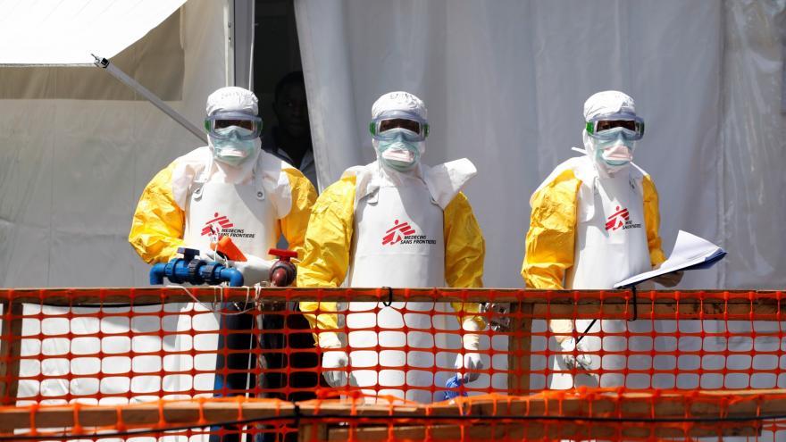Video Nové léky dávají naději na léčení eboly