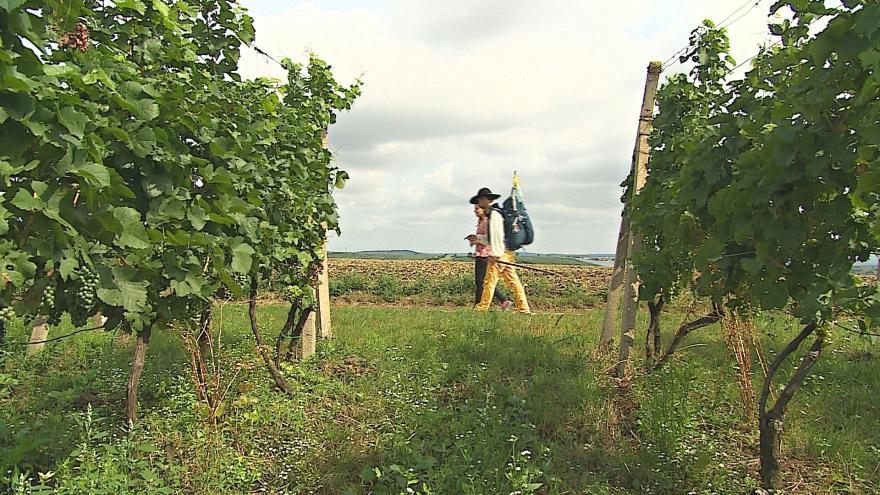 Video Marek Šalanda putuje Slováckem