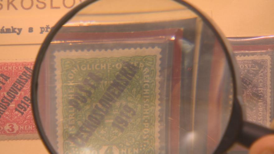 Video Příběh (ne)odcizené známky