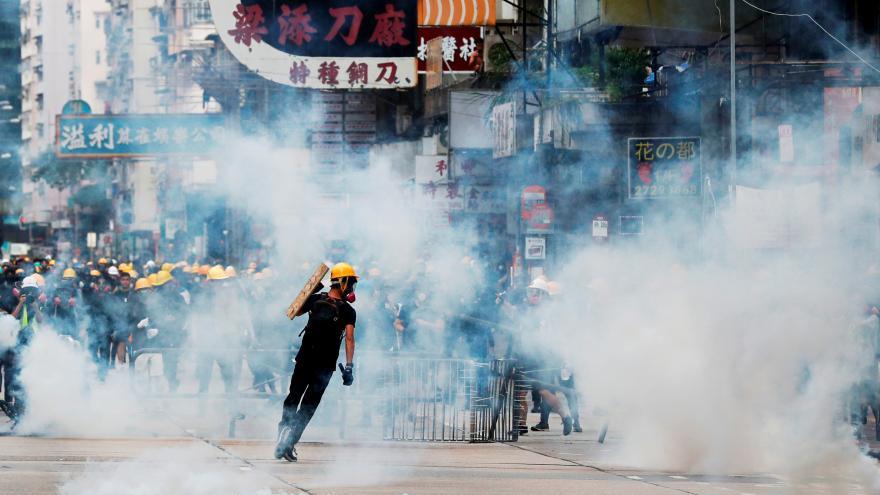 Video Inferno v Hongkongu. Protesty nemají konce