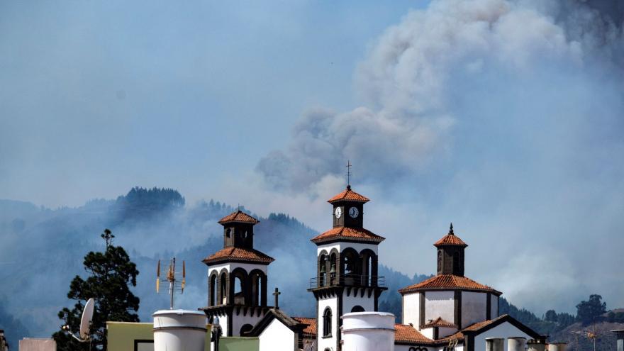 Video Gran Canarii pustoší nekontrolovatelný požár