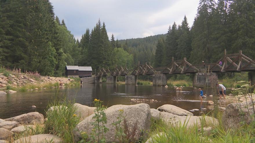 Video Nejistý osud šumavských projektů