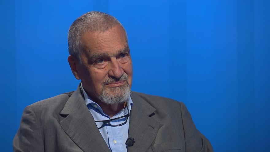 """Video Interview ČT24: """"Spory v koalici propuknou nanovo,"""" míní Schwarzenberg"""