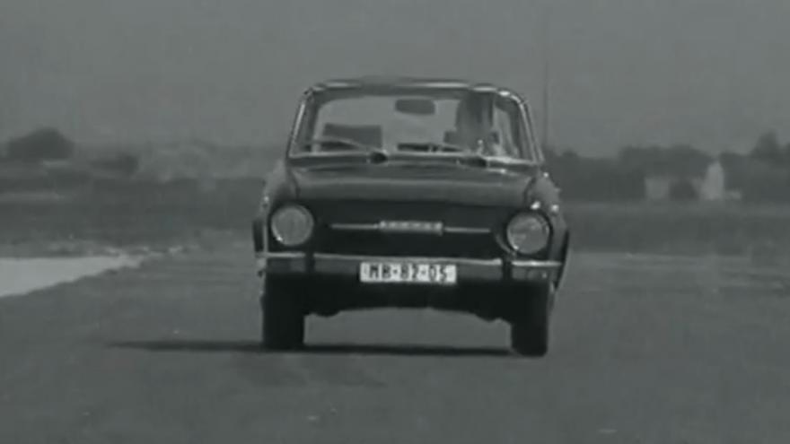 Video V Mladé Boleslavi byla zahájena výroba automobilu Škoda 100 - Vyprávěj