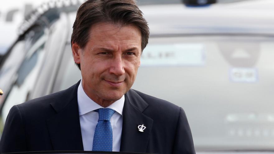 Video Horizont ČT24: Italský premiér ohlásil nová opatření