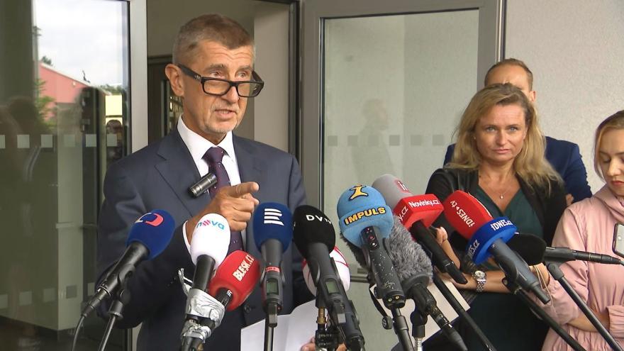 Video Jan Hamáček (ČSSD) k posunu v kauze Čapí hnízdo