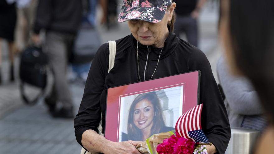 Video Horizont ČT24: USA si připomněly památku teroristických útoků z 11. září 2001
