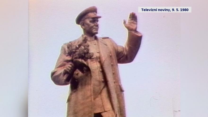Video 90' ČT24 - Spor o Koněva
