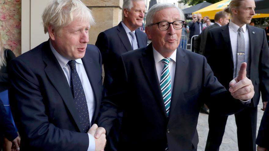 Video Události ČT: Londýn stále nepřišel s alternativou k irské pojistce