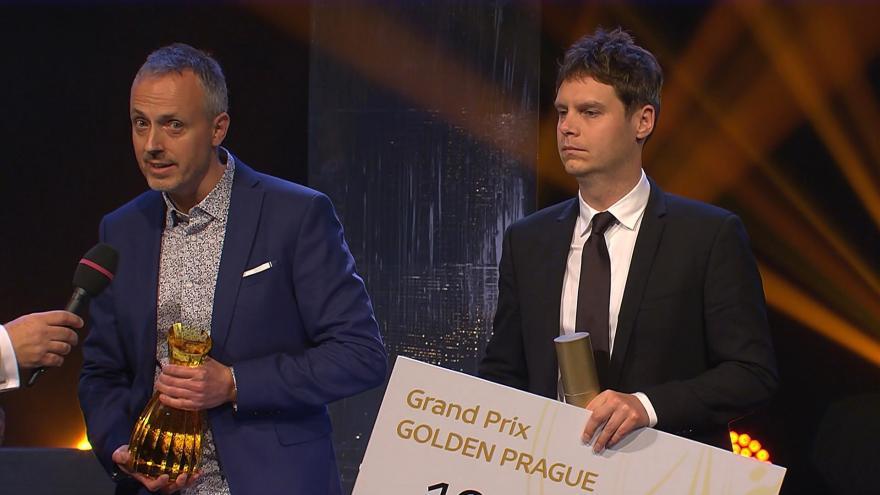 Video 56. MTF Zlatá Praha 2019 – Slavnostní předávání cen