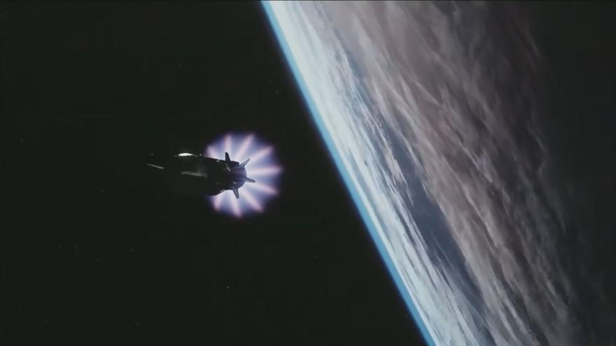 Video Na Měsíc a pak i Mars. Miliardář Elon Musk a jeho vesmírná odysea