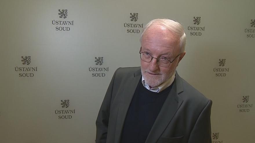 Video Soudce zpravodaj vysvětluje rozhodnutí Ústavního soudu v kauze H-System