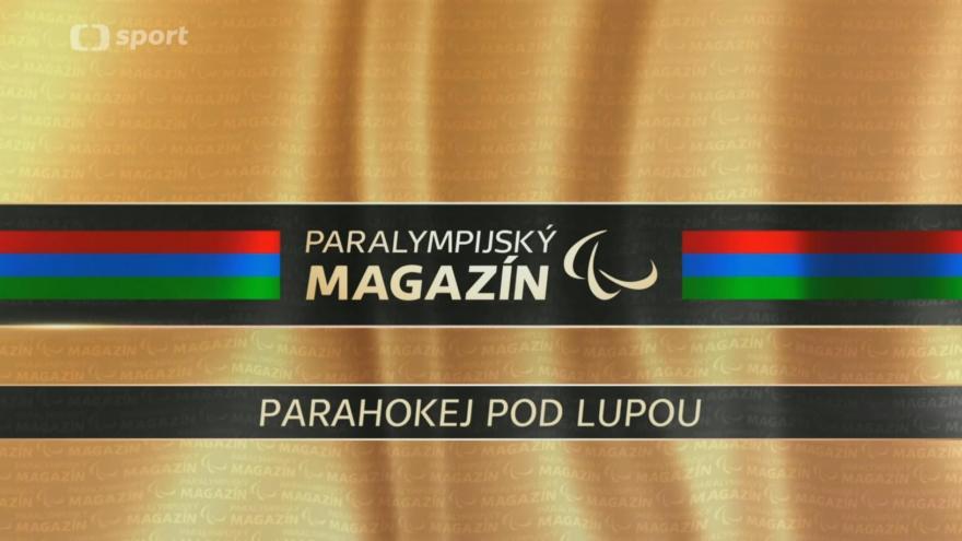 Video Paralympijský magazín