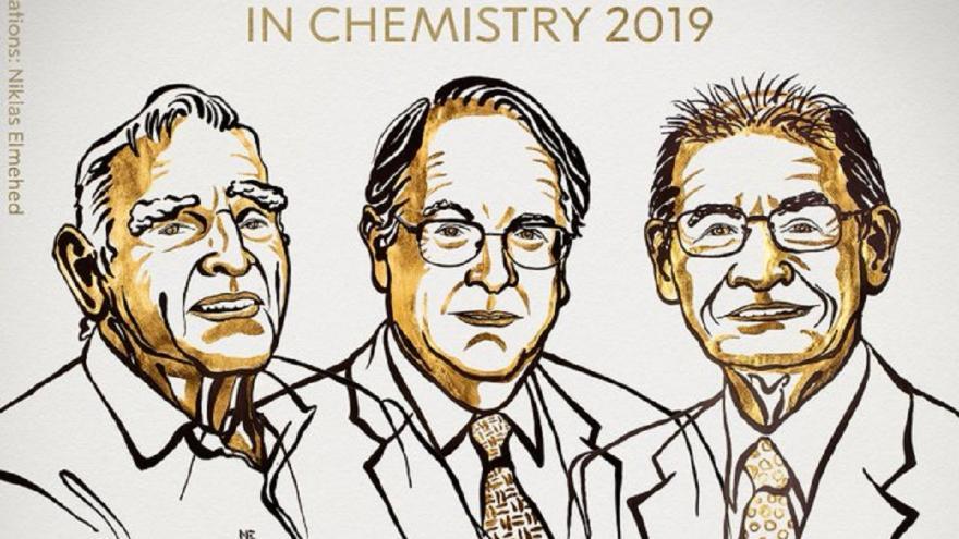 Video Pavel Hrzina o Nobelových cenách za chemii 2019