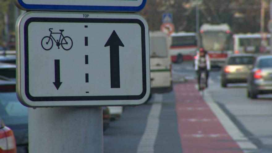 Video Cyklisté si stěžují na malou podporu ze strany Brna