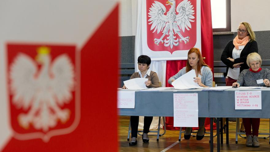 Video Události: V Polsku se v neděli uskuteční první kolo prezidentských voleb