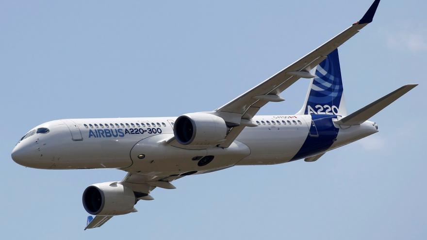 Video Události ČT: ČSA koupí od Airbusu sedm letadel