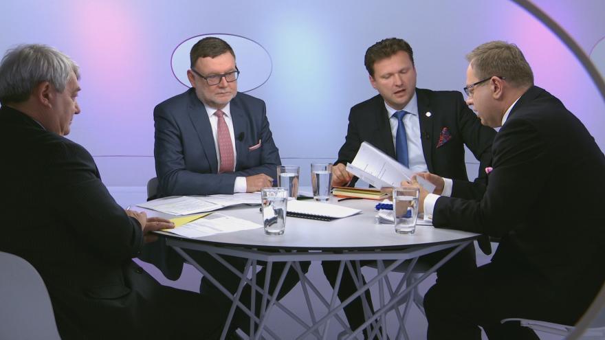 Video OVM: Daňový balíček čeká ve sněmovně další diskuze