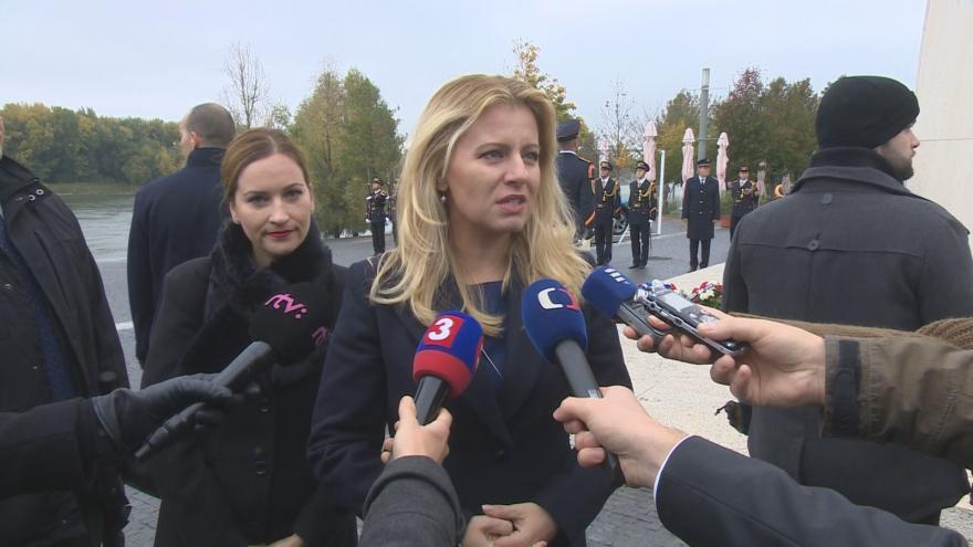Video Čaputová: ČSR položila základy slovenské státnosti
