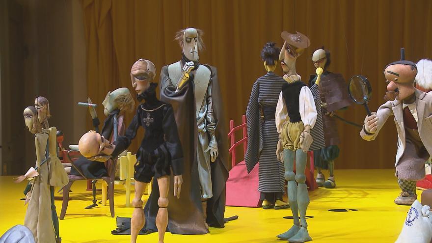 Video Události ČT: Potomci Jiřího Trnky připravují výstavu