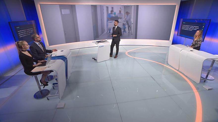 Video 90' ČT24 - Mozková mrtvice – léčba a prevence