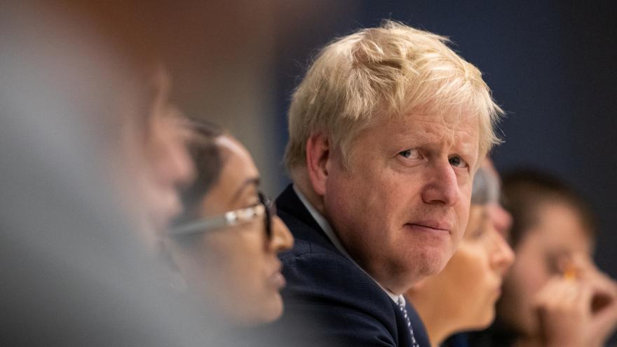 Video Vítěz britských voleb Boris Johnson: Brexitu už nic nezabrání
