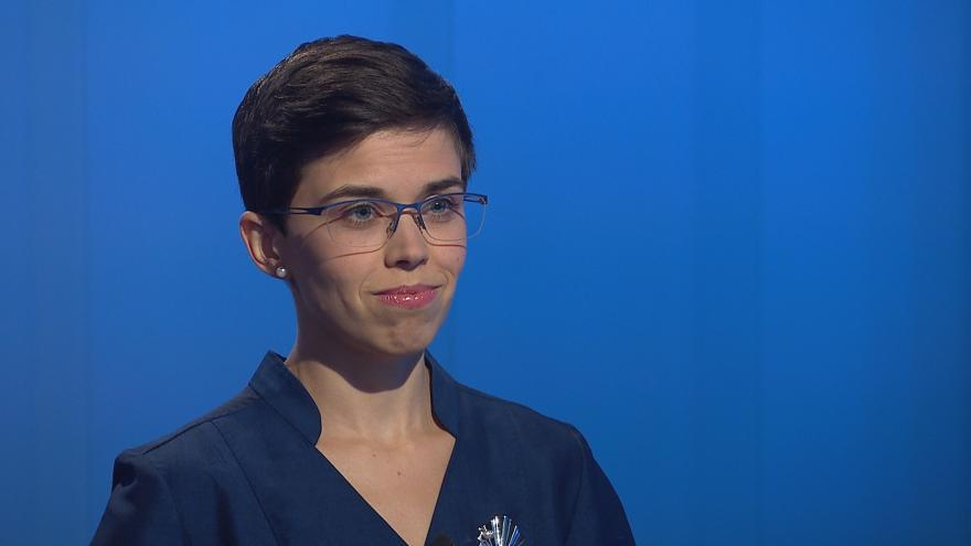 Video Richterová v Interview ČT24: Stát jen chce další peníze