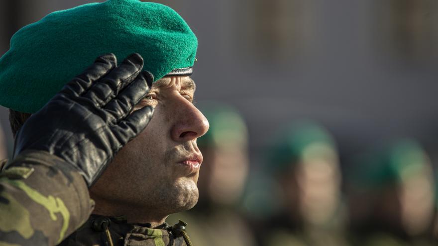 Video Události ČT: Den válečných veteránů si lidé připomněli v Česku i ve světě