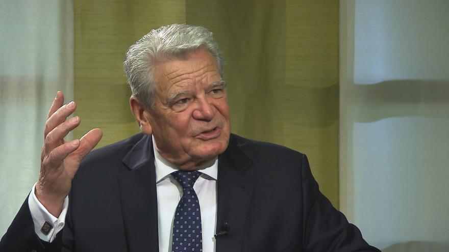 Video Rozhovor s Joachimem Gauckem