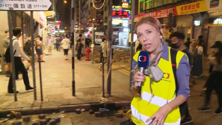 Video Šámalová - Hongkong