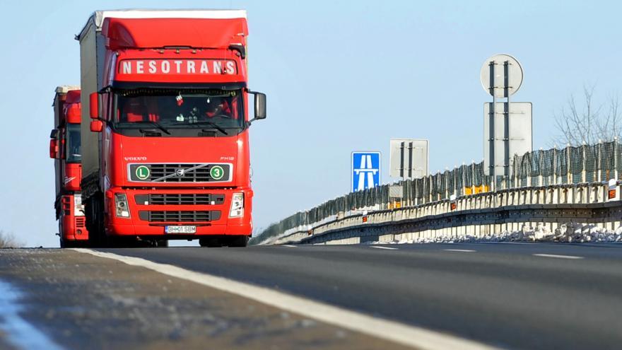 Video Události ČT: V novém mýtu je zaregistrování přes 313 tisíc vozidel